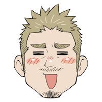 マスターテレ顔大